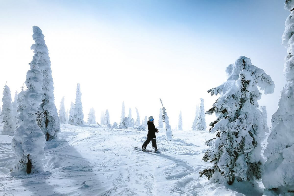 El Snowboard: un deporte de temporada