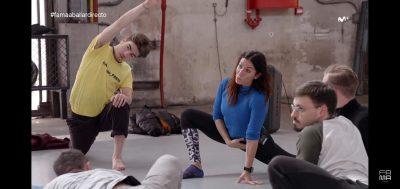 pilates fisioandtherapies fama a bailar