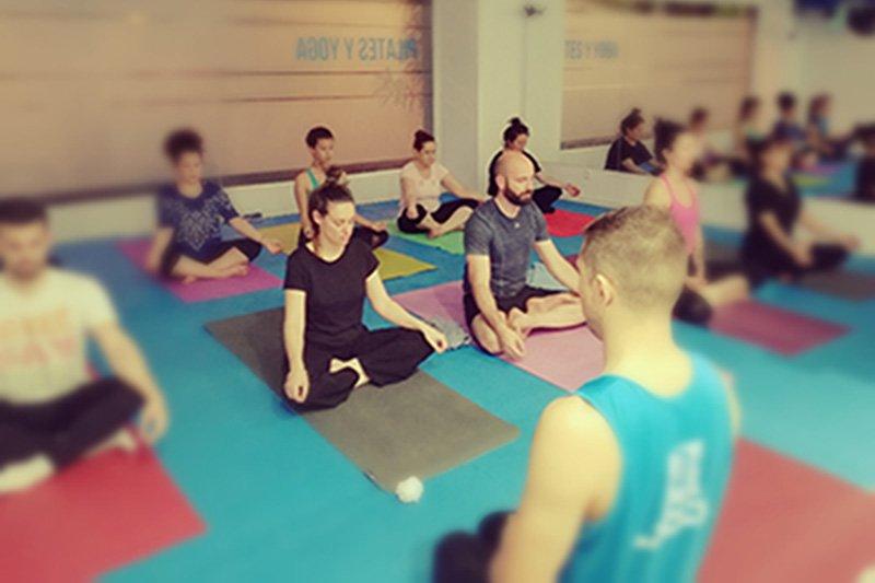Ashtanga yoga en Alcalá de Henares