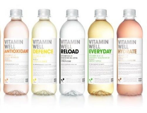 Vitamin wells isotónicas