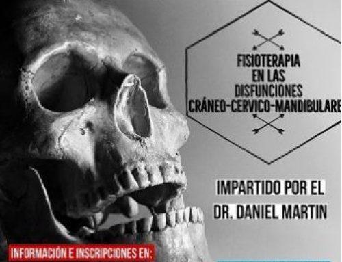 Fisioterapia en las disfunciones Cráneo-Cervico-Mandibulares