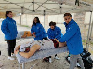 Los fisioterapeutas de FisioandTherapies en el Cross