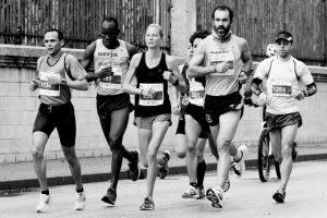 El dolor de rodilla en runners
