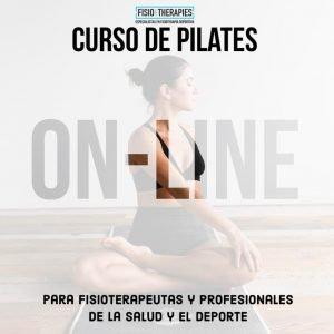 Curso de Pilates Online para fisioterapeutas