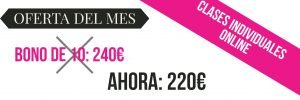 Oferta Entrenamiento Online