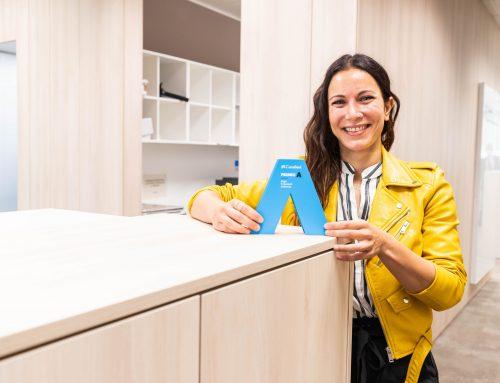 Alba Cantero: Premio a Mejor empresaria de Madrid