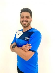 Marcoss Navarro fisioterapeuta