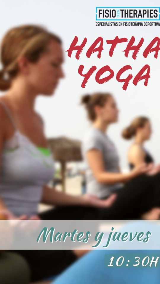 hatha yoga en alcala de henares por las mañanas