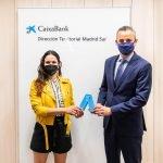 Alba Cantero recibe un premio a Mujer emprendedora