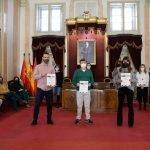 entrega de premios escaparatismo alcala de henares